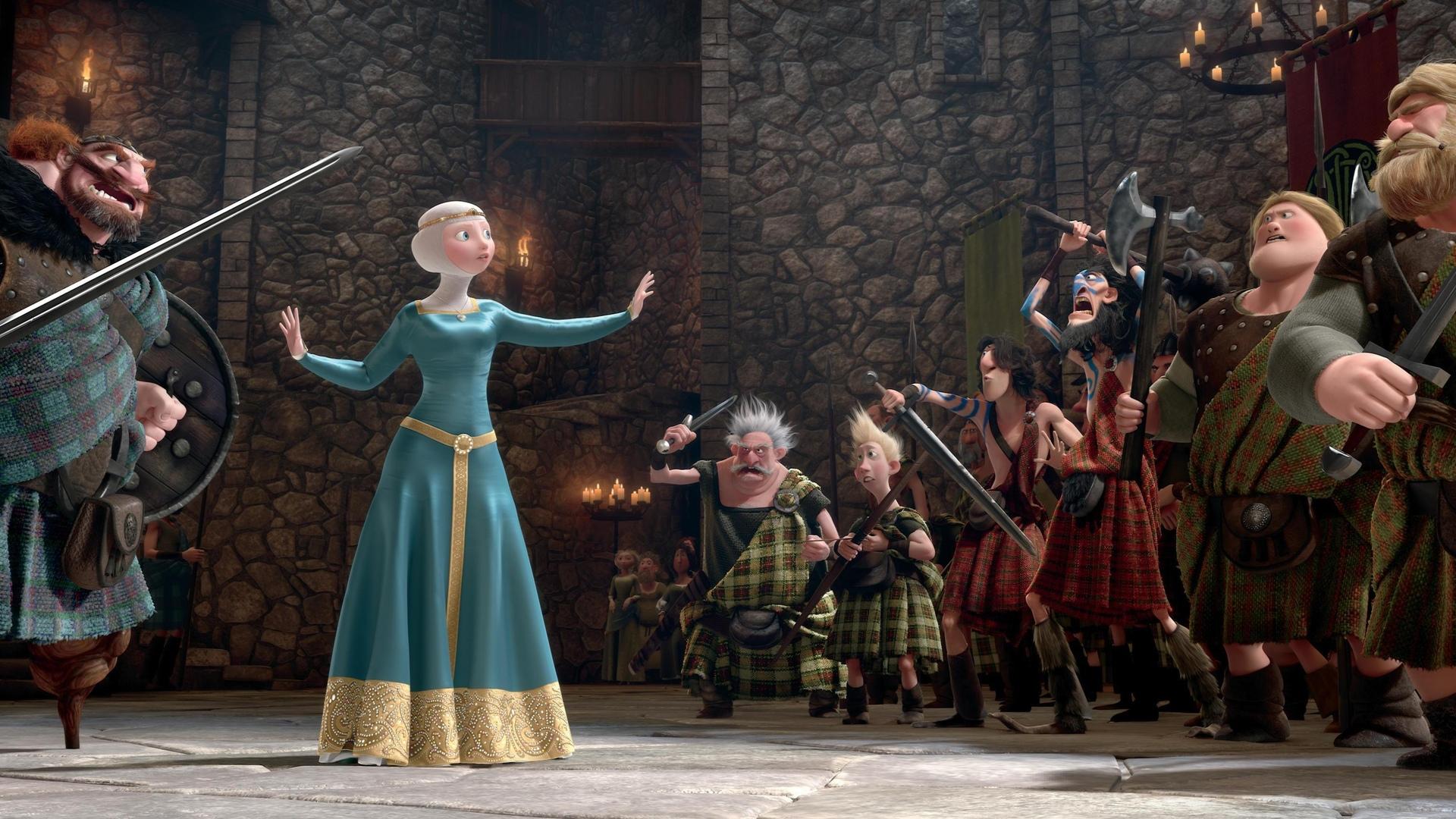 Disney Brave Wallpaper