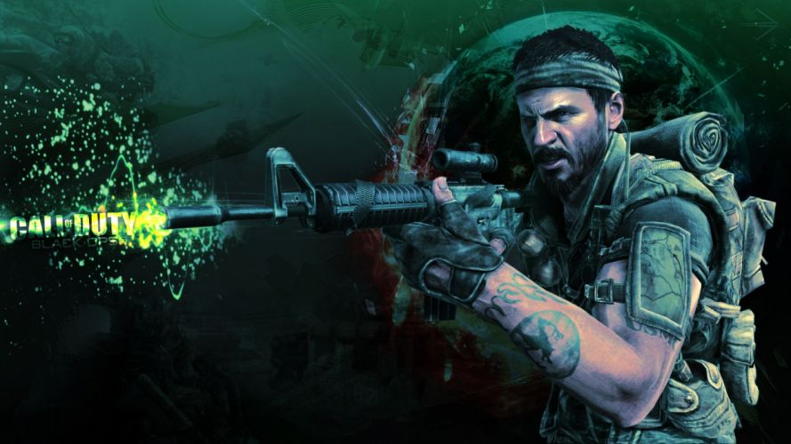video games Call of Duty: Black Ops wallpaper