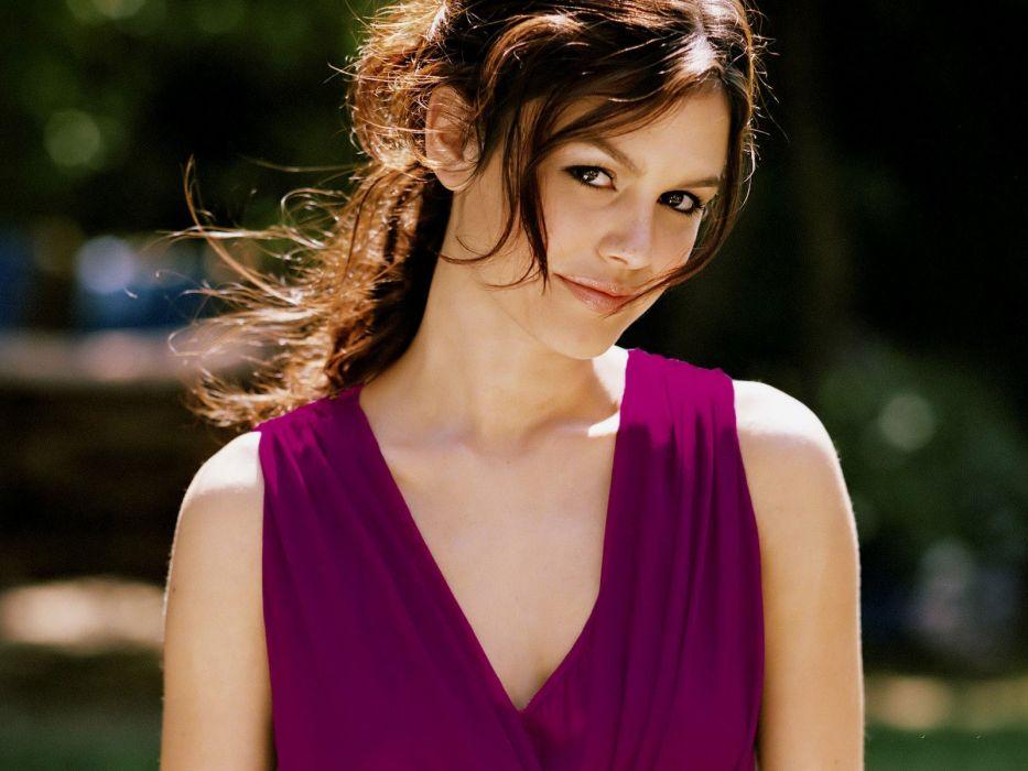 women actress models Rachel Bilson wallpaper