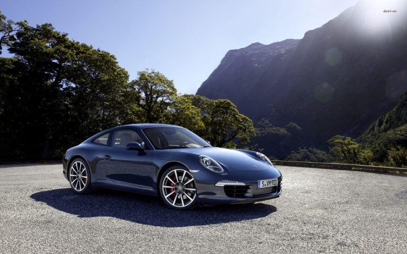 Porsche Carrera wallpaper