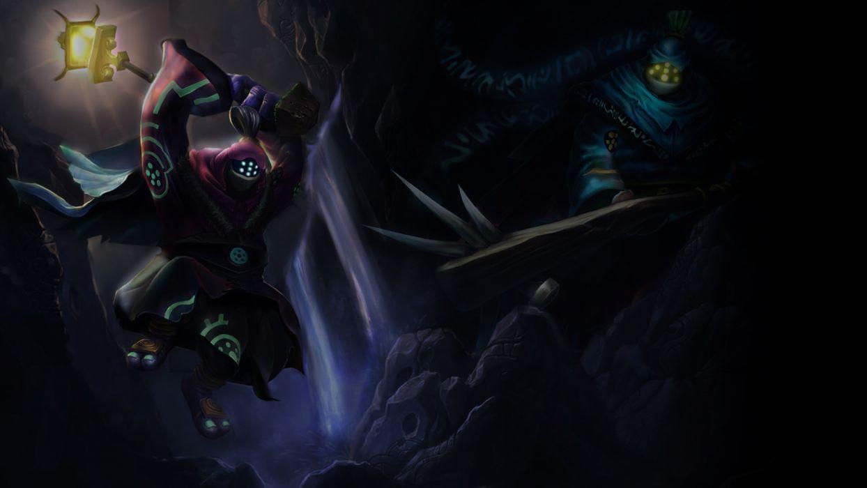 video games League of Legends Riot Games wallpaper