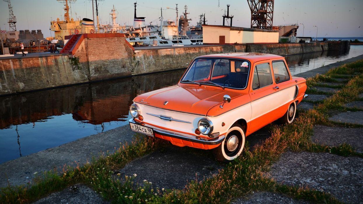 cars Zaz auto wallpaper