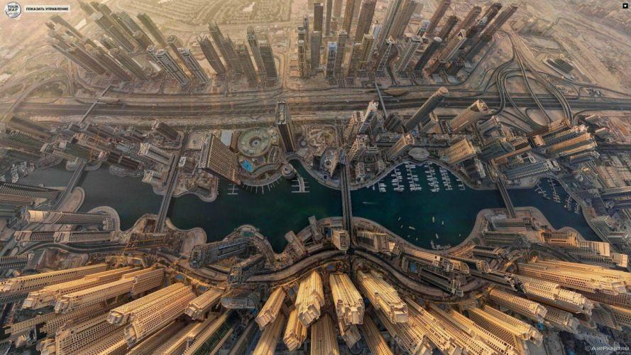 cityscapes Dubai wallpaper
