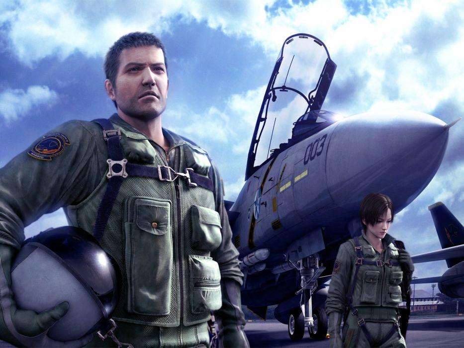 video games Ace Combat ace combat squadron leader wallpaper