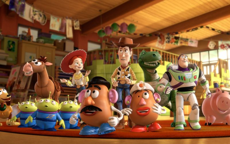 movies Toy Story Buzz Lightyear wallpaper