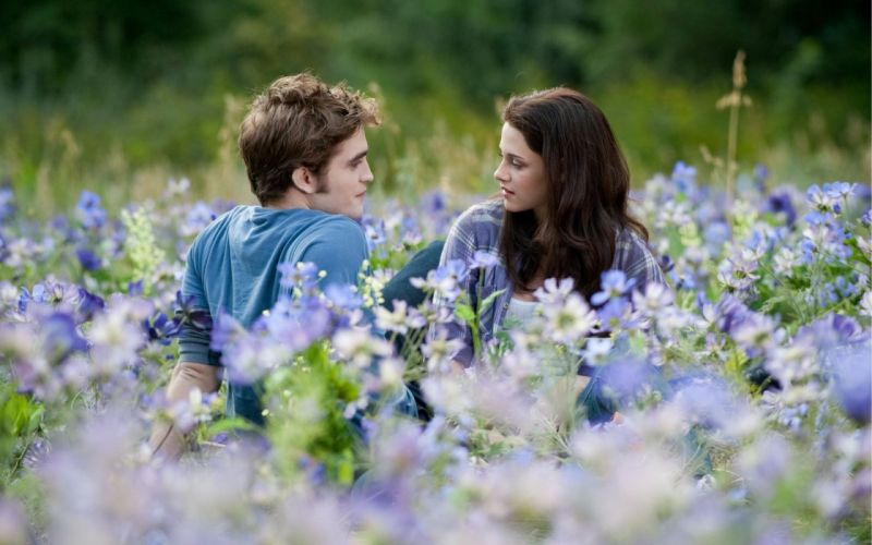Kristen Stewart Twilight Robert Pattinson Edward Cullen Bella Swan wallpaper