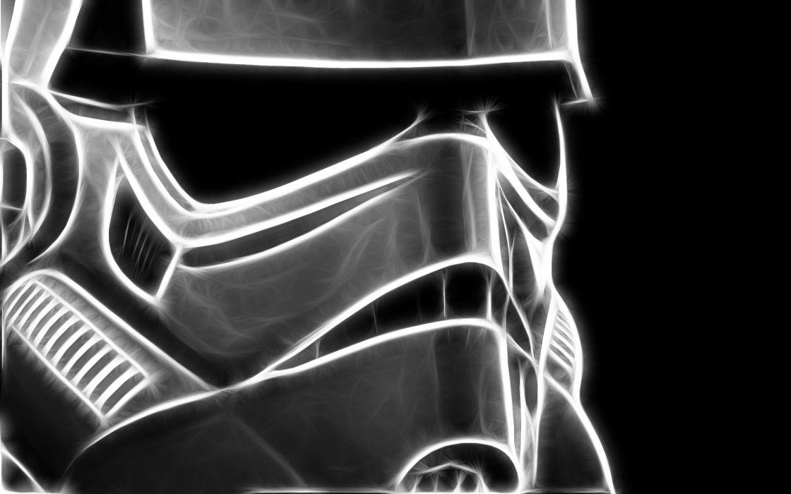 Star Wars stormtroopers sci-fi mask movie wallpaper
