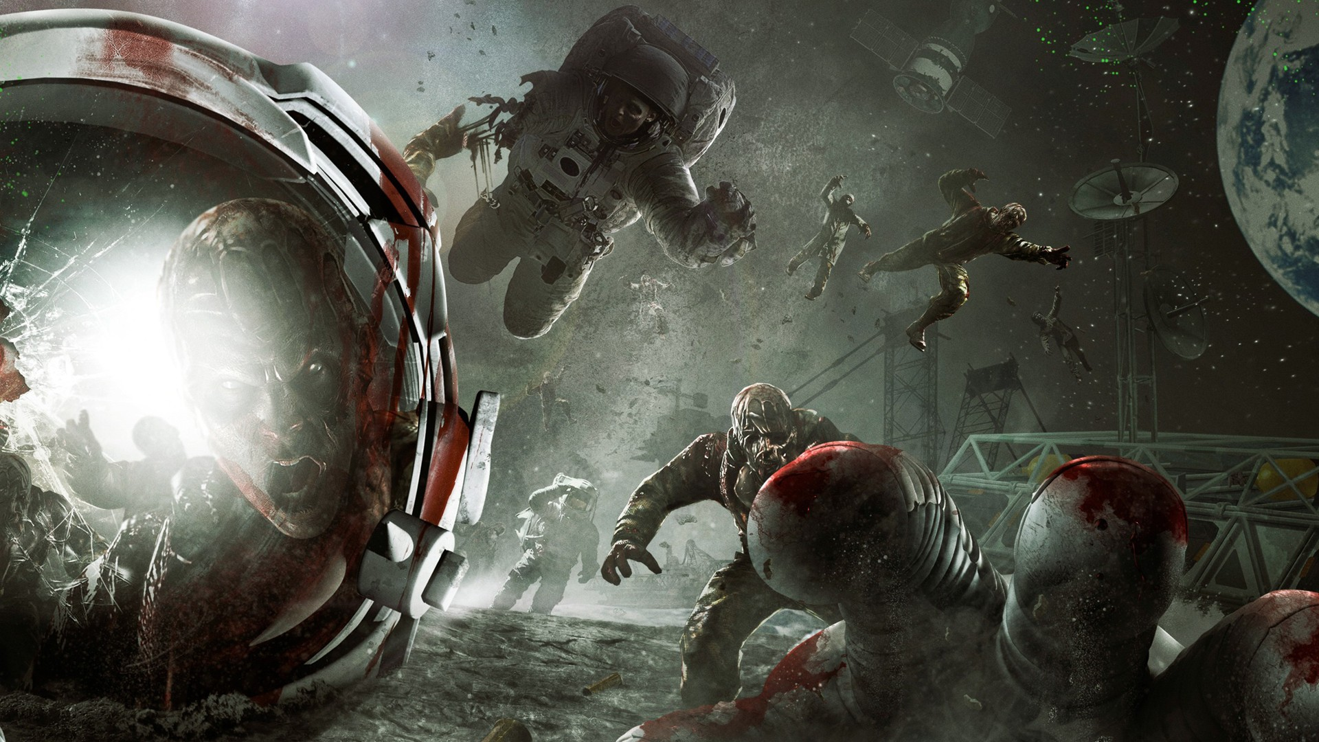Zombies Wallpaper 1920x1080 Video games zom...