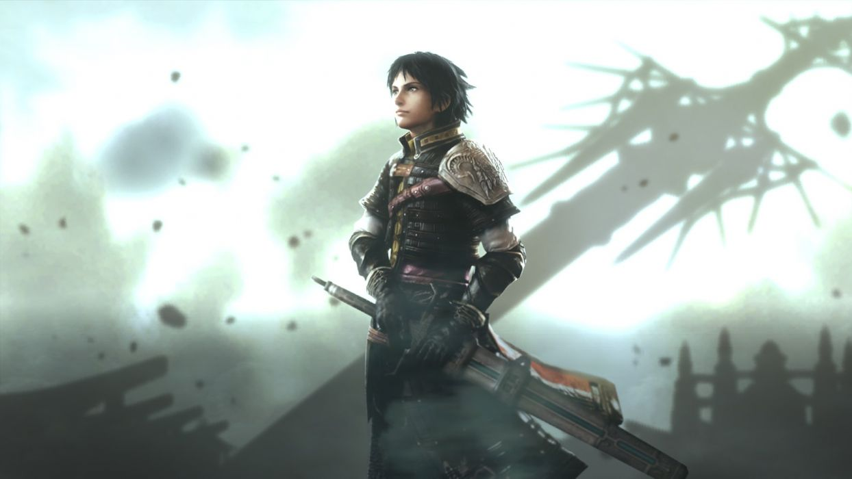 video games The Last Remnant wallpaper