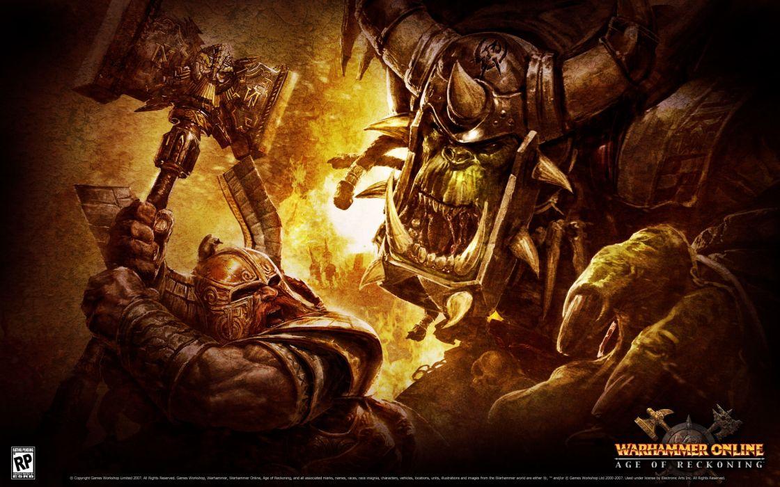 Warhammer Online wallpaper