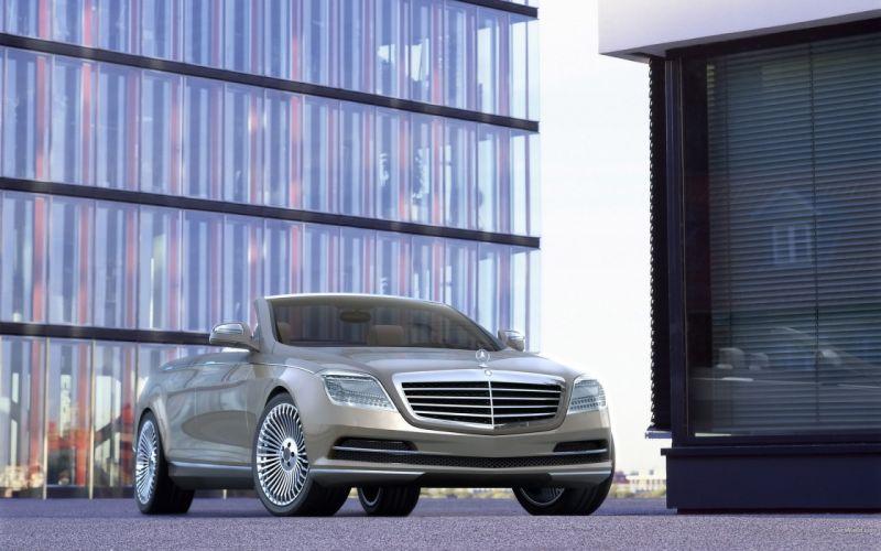 cars Mercedes Benz Ocean Drive wallpaper