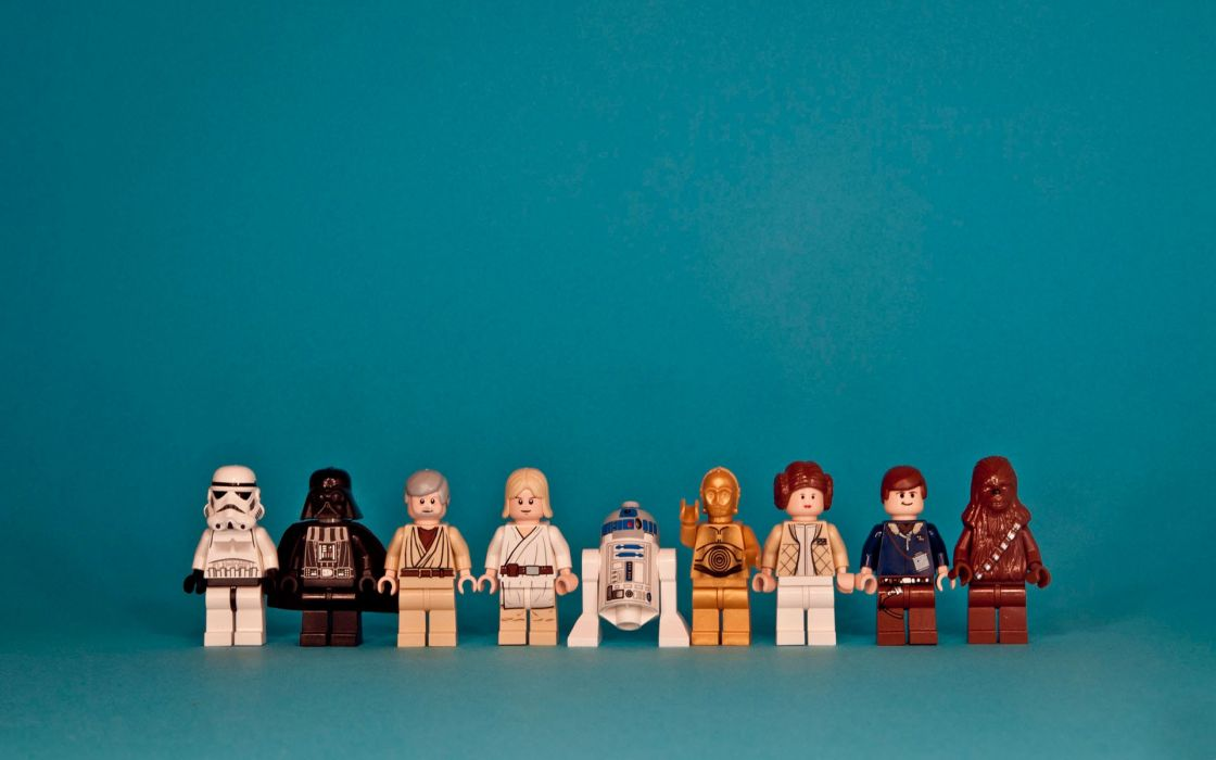 Star Wars Lego Star Wars Legos wallpaper