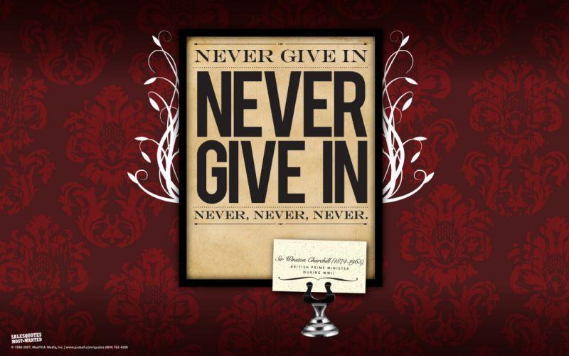quotes Winston Churchill wallpaper