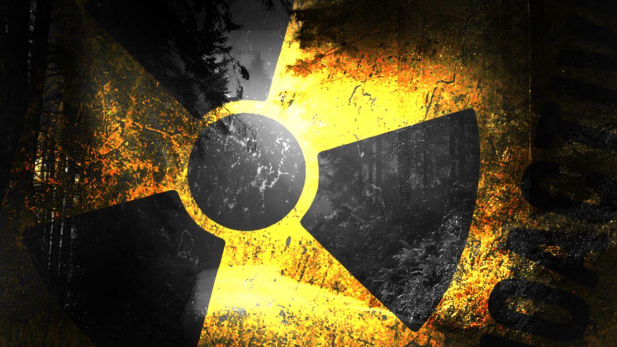 nuclear wallpaper