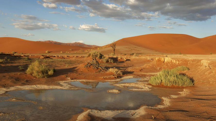 Namibia Africa National Park wallpaper