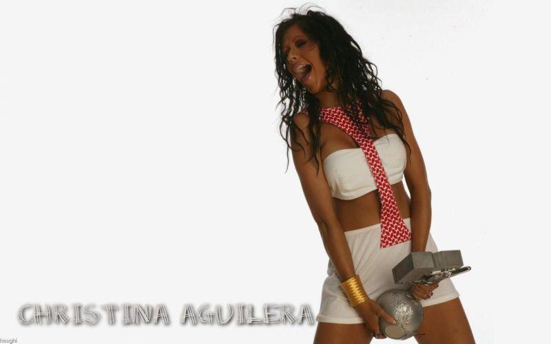 women Christina Aguilera wallpaper