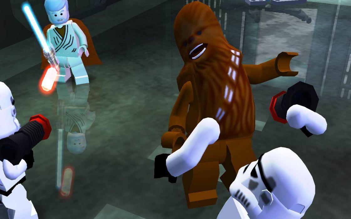 Star Wars video games Lego Star Wars Legos wallpaper