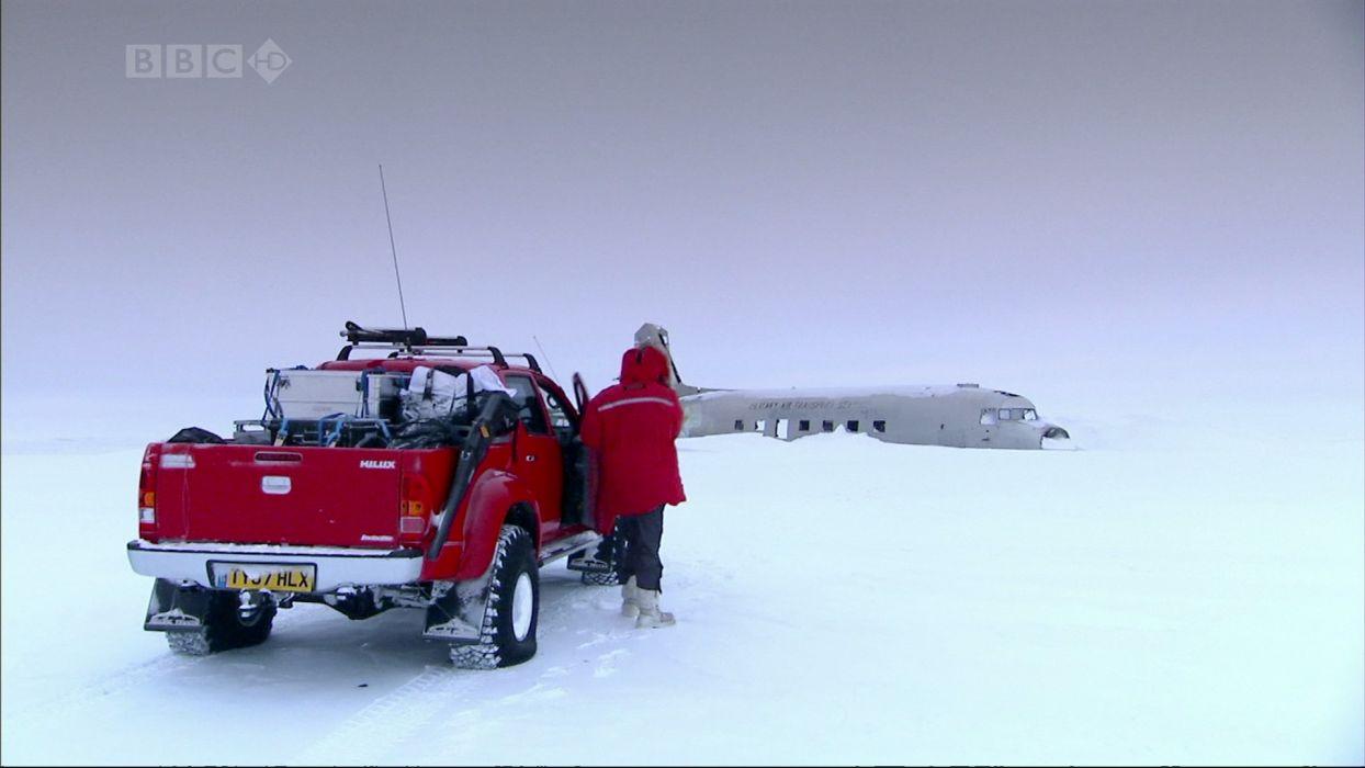 snow Top Gear BBC arctic hilux vehicles Jeremy Clarkson James May races arctic truck wallpaper