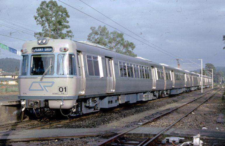 trains Queensland Rail wallpaper
