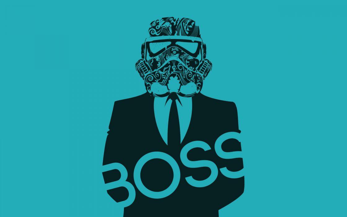 Star Wars boss Storm Trooper wallpaper
