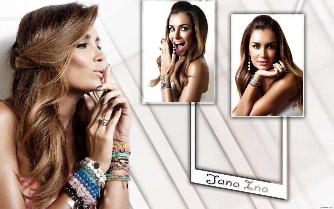 Jana Ina wallpaper