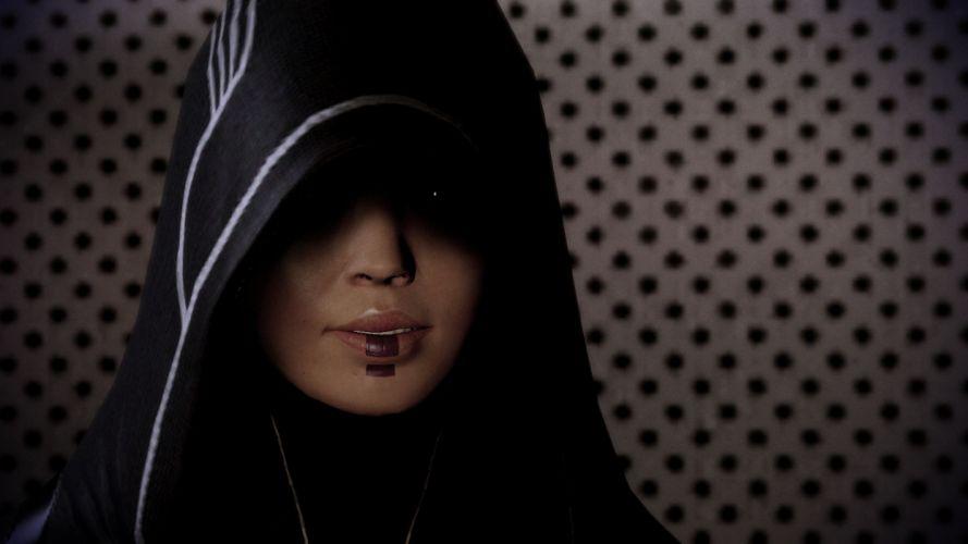 video games Mass Effect 2 Kasumi Goto wallpaper