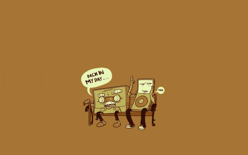 iPod cassette facts wallpaper