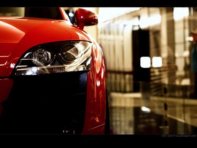 Audi Audi TT wallpaper