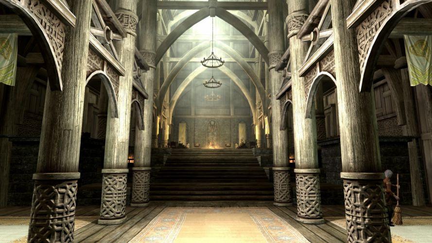 The Elder Scrolls V Skyrim wallpaper