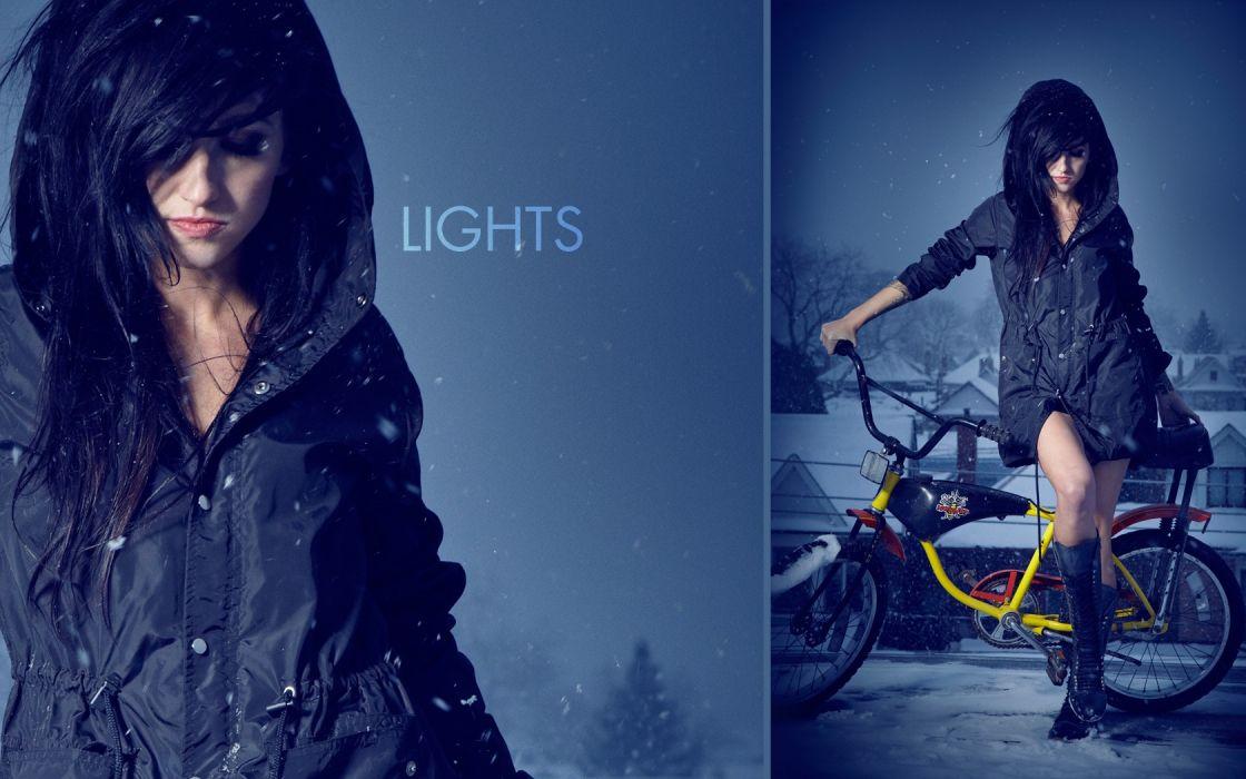 Lights Valerie Poxleitner Lights wallpaper