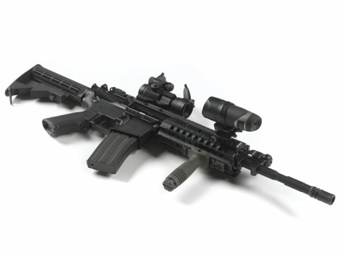rifles scope weapons white background wallpaper
