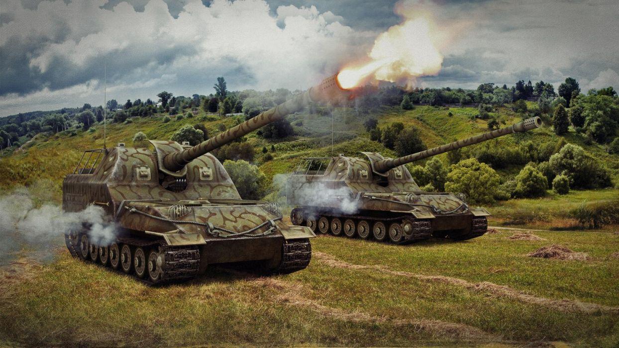 artillery World of Tanks wallpaper