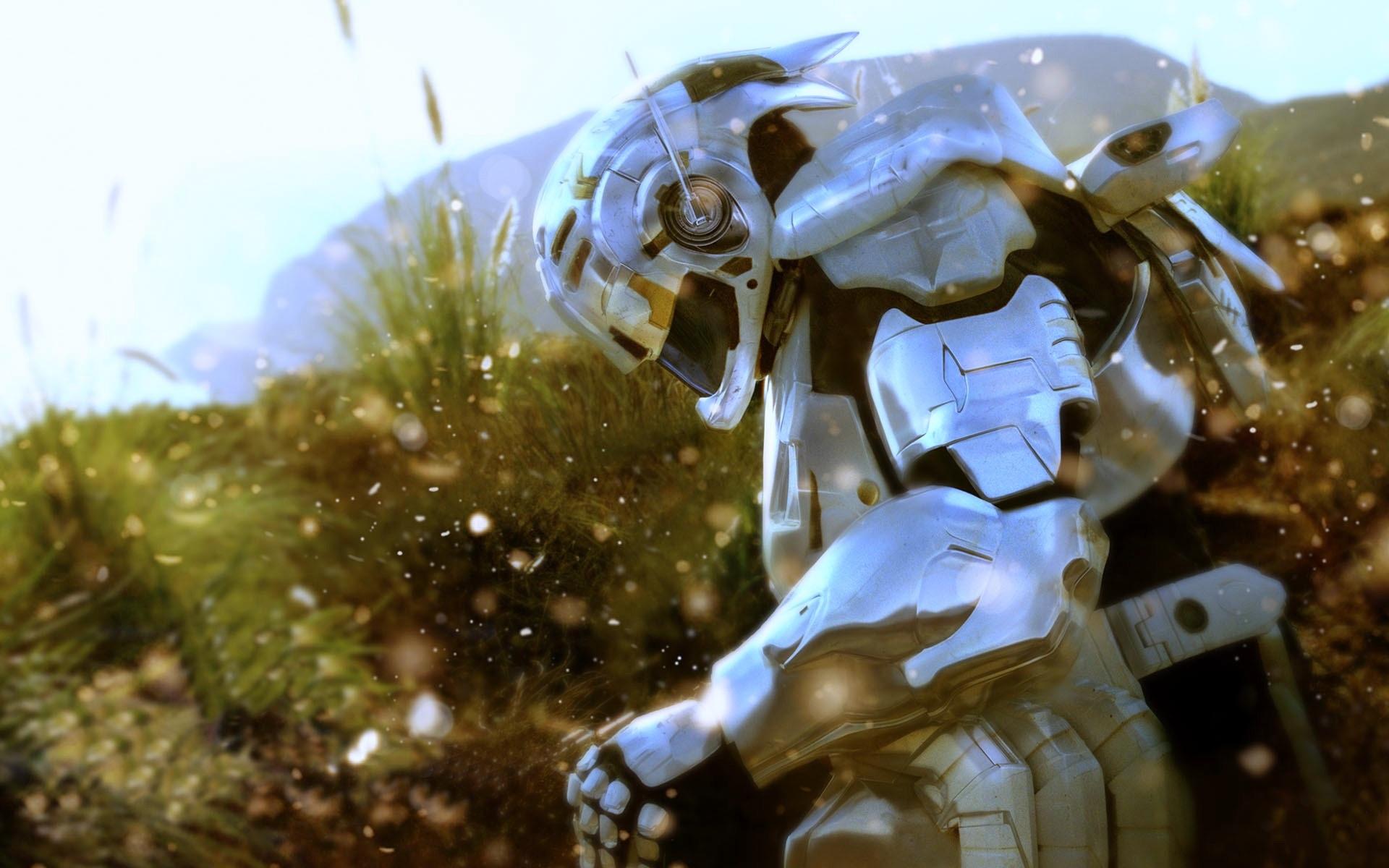 Video games futuristic suit Vanquish wallpaper   1920x1200 ...