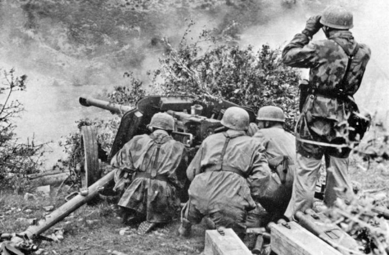 soldiers Warfare history World War II wallpaper