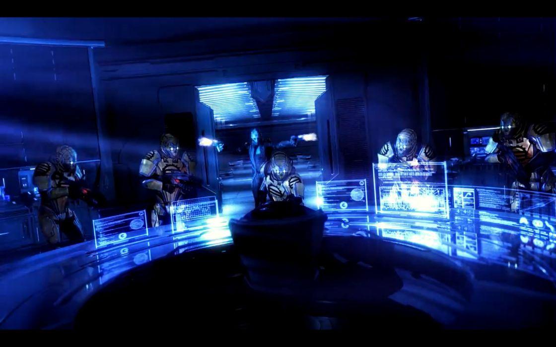 Mass Effect Thane wallpaper