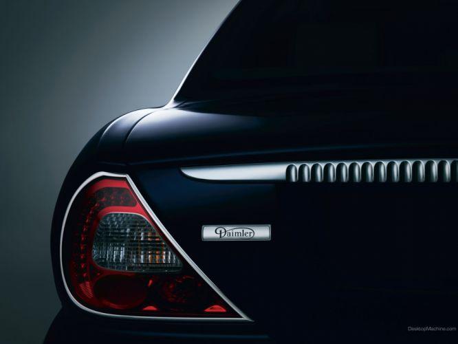 cars Daimler wallpaper