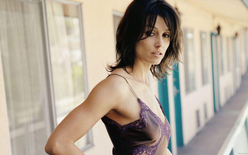 Bridget Moynahan brunettes actress women females girls sexy babes face eyes d wallpaper