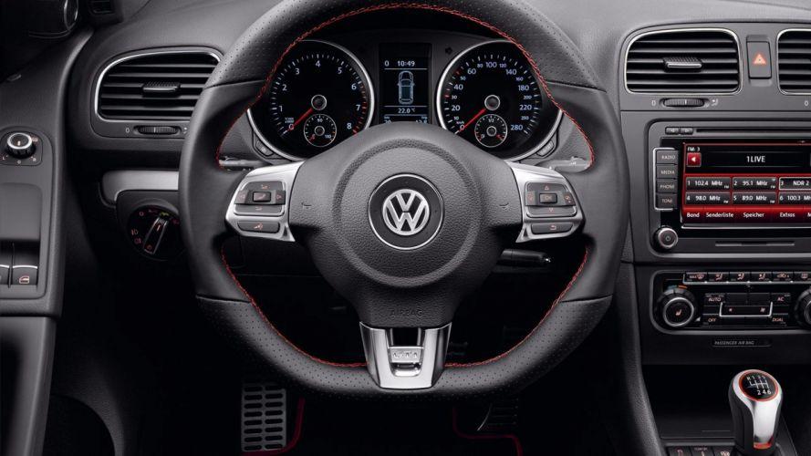 cars GTI Volkswagen Golf wallpaper