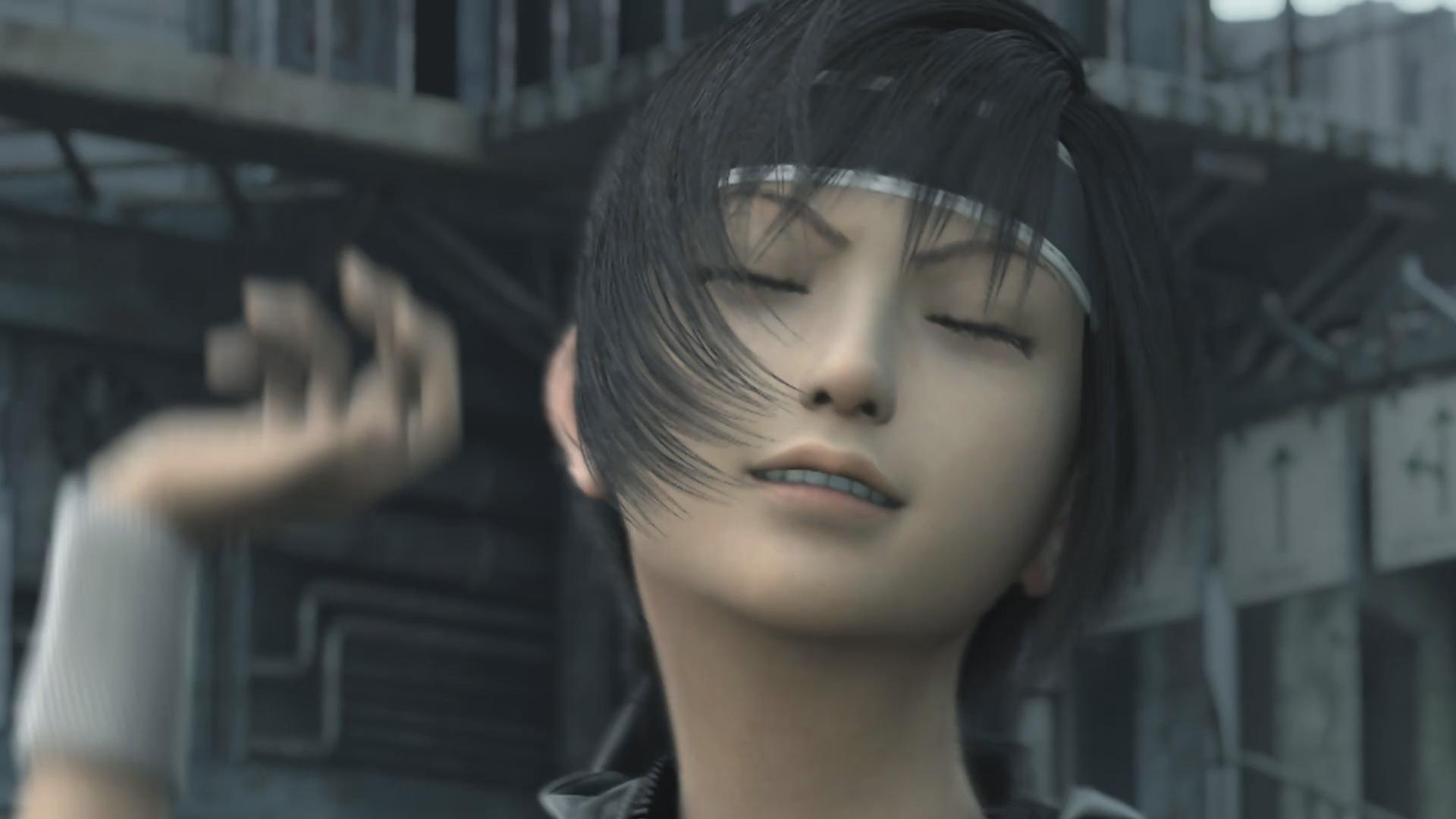 Yuffie Kisaragi from Final Fantasy VII Advent Children