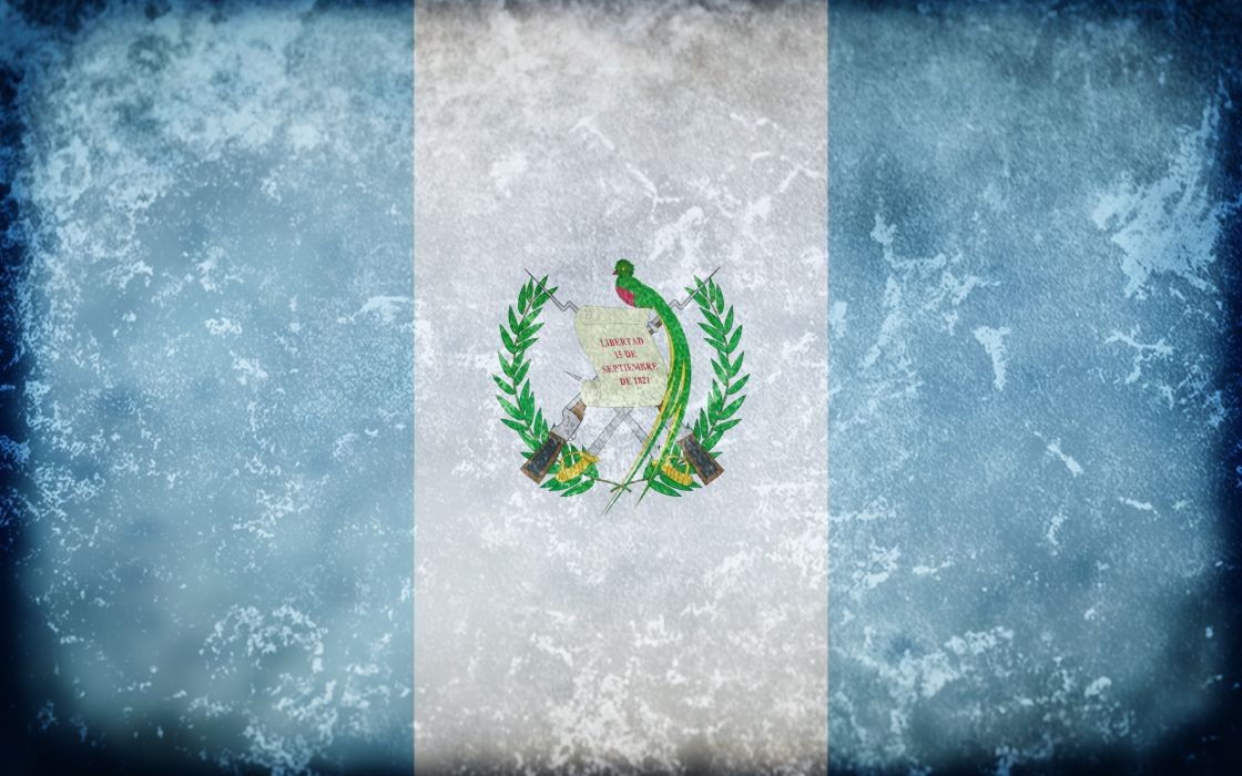 flags Guatemala wallpaper