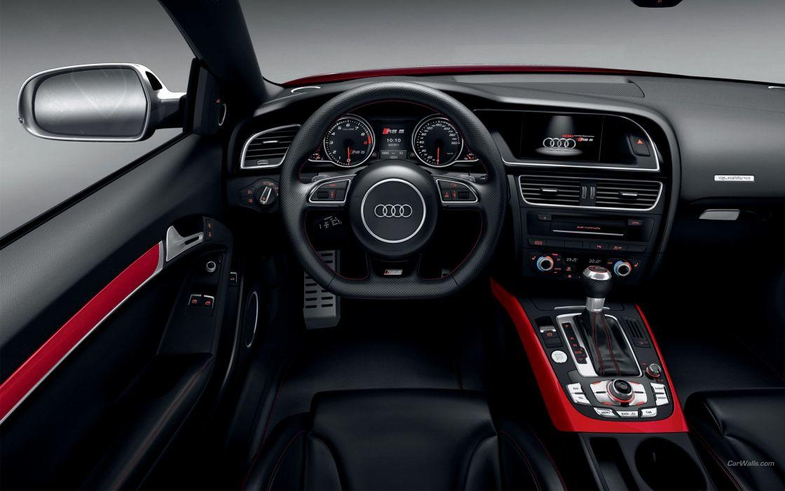 cars Audi Audi RS5 wallpaper