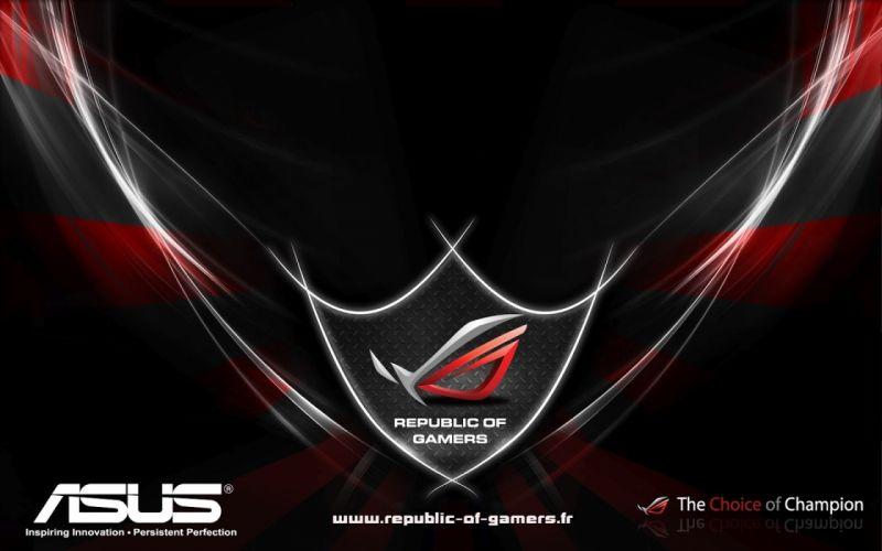 Asus ROG Republic Of Gamers wallpaper