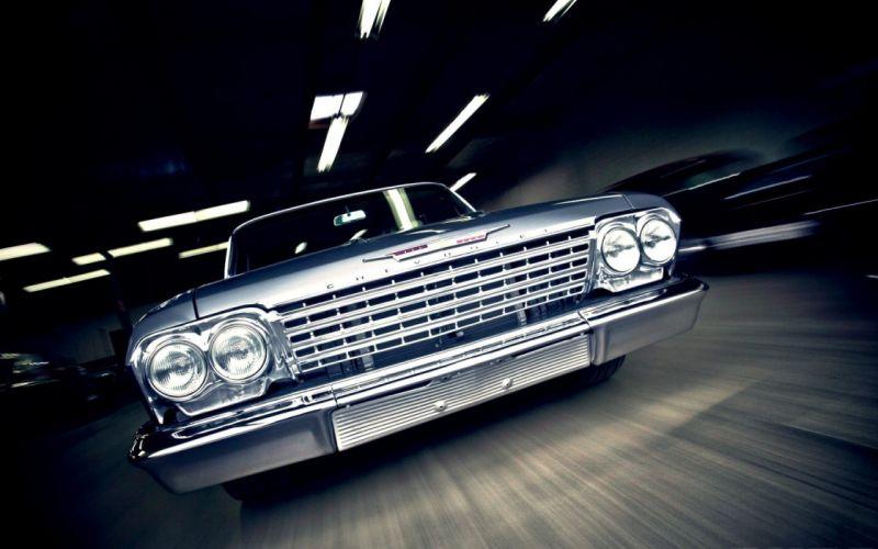 cars Chevrolet Bel Air Chevrolet Impala wallpaper