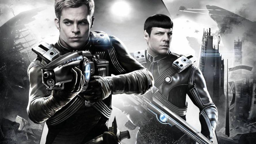 video games Star Trek wallpaper