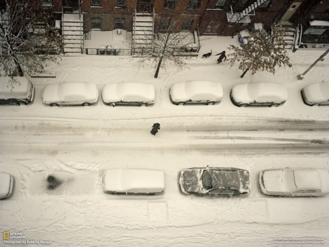 nature winter snow cityscapes cars National Geographic roads Brooklyn hearts wallpaper