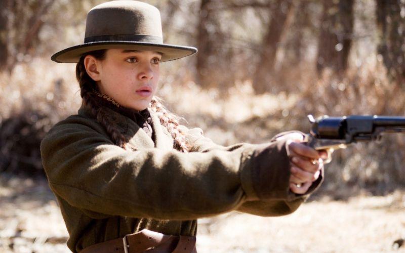 women movies actress western oscar True Grit Hailee Steinfeld wallpaper