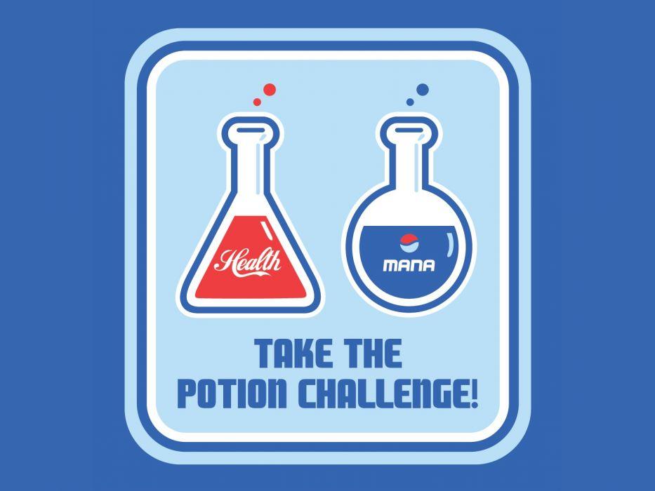 artwork challenge potion wallpaper
