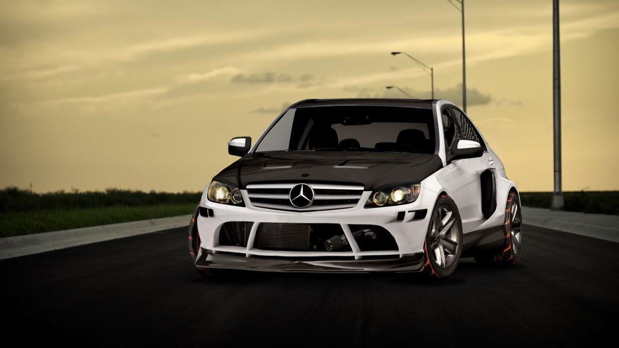 cars vehicles transports wheels Mercedes-Benz automobiles wallpaper