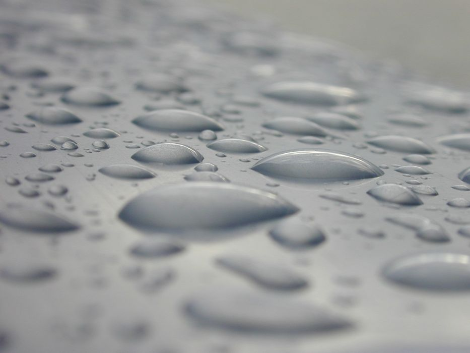 surface water droplets wallpaper