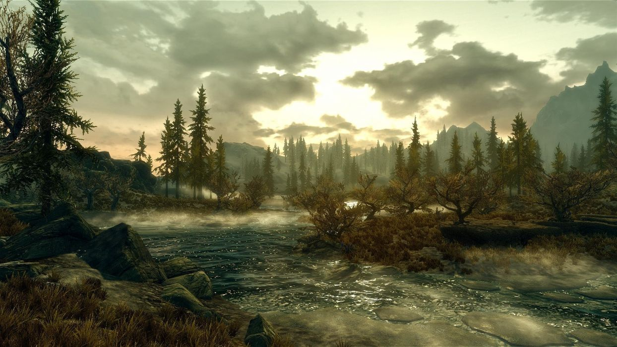 Video Games The Elder Scrolls V Skyrim Wallpaper
